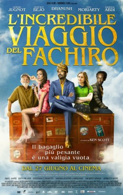 L'incredibile viaggio del fachiro