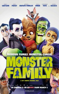 Monster Family 2