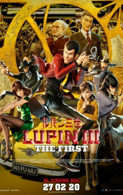 Lupin III - The First